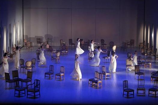Сцена из оперы Прокофьева «Война и мир»